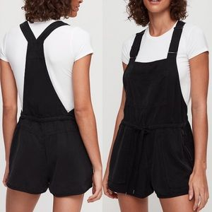 ARITZIA Wilfred Free Shorts Overall Romper XS